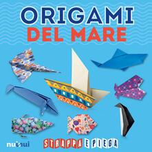 Winniearcher.com Origami del mare. Strappa e piega. Con Contenuto digitale per accesso on line Image