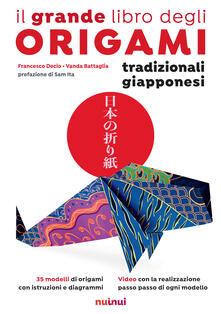 Radiospeed.it Il grande libro degli origami tradizionali giapponesi Image