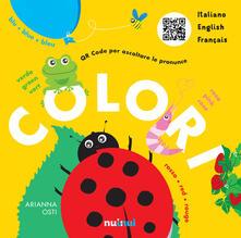 Parcoarenas.it Colori. Italiano Français English. Ediz. a colori Image