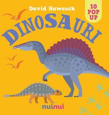 Capturtokyoedition.it Dinosauri. Libro pop-up. Ediz. a colori Image