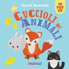 Squillogame.it Cuccioli di animali. Libro pop up. Ediz. a colori Image