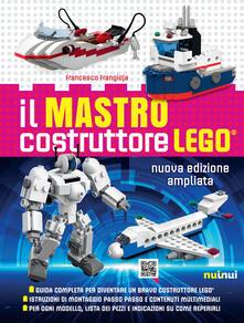 Daddyswing.es Il mastro costruttore Lego®. Ediz. a colori Image