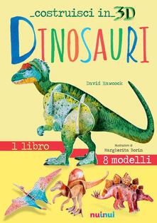 Dinosauri. Costruisci in 3D. Con gadget. Ediz. a colori.pdf