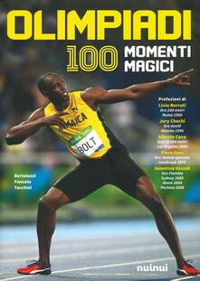 Daddyswing.es Olimpiadi. 100 momenti magici. Ediz. illustrata Image