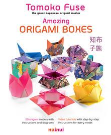 Collegiomercanzia.it Amazing origami boxes. Ediz. a colori Image