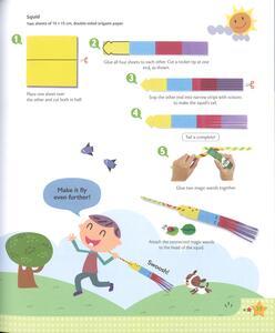 100 paper-folding projects. Ediz. a colori - Kim Young-man - 3