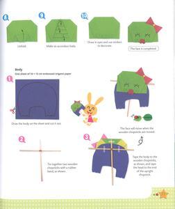 100 paper-folding projects. Ediz. a colori - Kim Young-man - 5