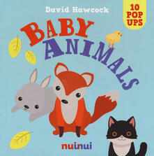 Montagneinnoir.it Baby animals. Libro pop-up. Ediz. a colori Image