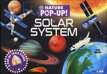 Librisulrazzismo.it Solar system. Nature pop-up! Ediz. a colori Image