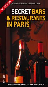 Secret bars & restaurant in Paris