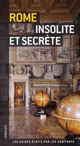 Rome insolite et secrète - copertina