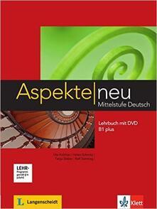 Milanospringparade.it Aspekte. Lehrbuch. Per le Scuole superiori. Con DVD-ROM. Con espansione online. Vol. 1 Image