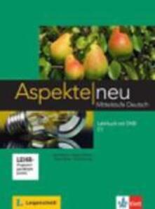 Winniearcher.com Aspekte. Lehrbuch. Per le Scuole superiori. Con DVD-ROM. Con espansione online. Vol. 3 Image