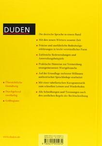 Deutsches universalwörterbuch. Con CD-ROM - Duden - 2