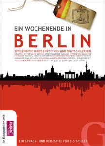 Ein Wochenende in Berlin. Spielend die Stadt entdecken und Deutsch lernen