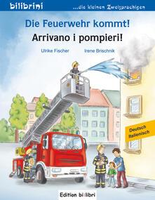 Ascotcamogli.it Die Feuerwehr kommt!-Arrivano i pompieri Image