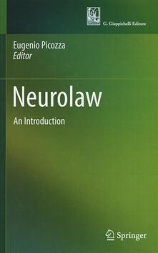 Secchiarapita.it Neurolaw. An introduction Image