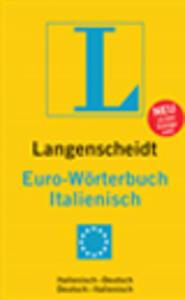 Euro-Woerterbuch italienisch - copertina