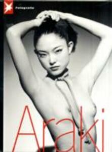Stern Portfolio. Ediz. inglese e tedesca. Vol. 56: Nobuyoshi Araki. - copertina