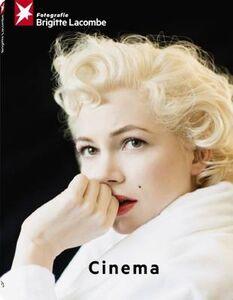 Foto Cover di Stern Portfolio. Ediz. inglese e tedesca. Vol. 73: Brigitte Lacombe. Cinema., Libro di  edito da TeNeues