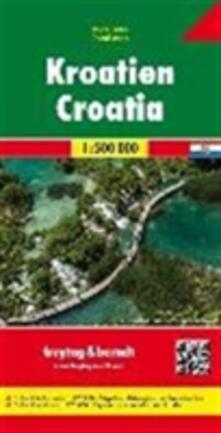 Squillogame.it Croazia 1:500.000 Image