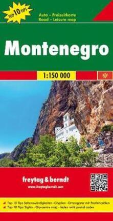 Fondazionesergioperlamusica.it Montenegro 1:150.000 Image