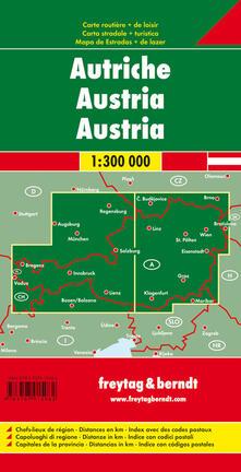 Listadelpopolo.it Austria 1:300.000 Image