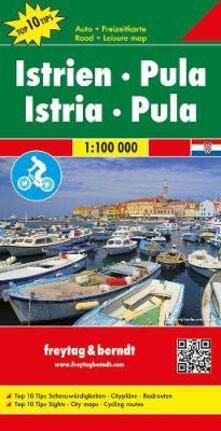 Librisulladiversita.it Istria. Pola 1:100.000 Image