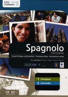 Spagnolo. Vol. 1-2. Corso interattivo per principianti-Corso interattivo intermedio. DVD-ROM