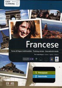 Libro Francese. Vol. 1-2. Corso interattivo per principianti-Corso interattivo intermedio. DVD-ROM