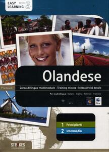 Olandese. Vol. 1-2. Corso interattivo per principianti-Corso interattivo intermedio. DVD-ROM - copertina