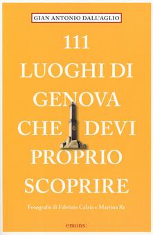 Osteriacasadimare.it 111 luoghi di Genova che devi proprio scoprire Image