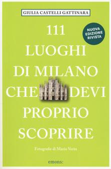 Daddyswing.es 111 luoghi di Milano che devi proprio scoprire Image