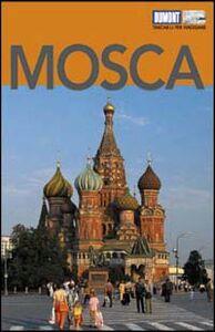 Foto Cover di Mosca, Libro di Eva Gerbending, edito da Dumont