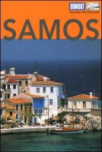 Foto Cover di Samos, Libro di Klaus Bötig, edito da Dumont