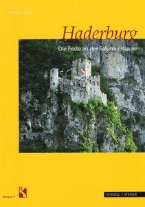 Foto Cover di Haderburg. Die Feste an der Klause, Libro di Walter Landi, edito da Schnell & Steiner