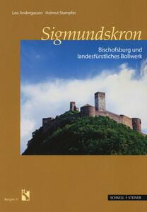 Sigmundskron. Bischofsburg - Leo Andergassen,Helmut Stampfer - copertina
