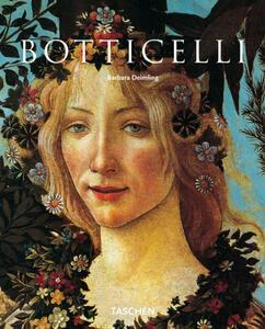 Botticelli. Ediz. illustrata - Barbara Deimling - copertina