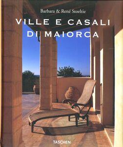 Libro Ville e casali di Maiorca. Ediz. italiana, spagnola e portoghese