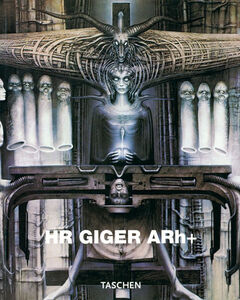 Foto Cover di Giger, Libro di  edito da Taschen