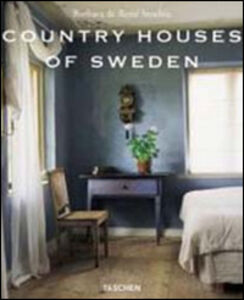 Foto Cover di Ville e casali di Svezia. Ediz. italiana, spagnola e portoghese, Libro di  edito da Taschen