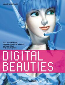 Promoartpalermo.it Digital beauties. Ediz. inglese, francese e tedesca Image