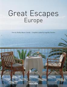 Amatigota.it The Hotel Book. Great Escapes Europe. Ediz. italiana, spagnola e portoghese Image