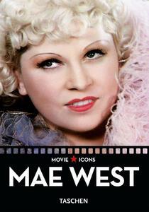 Mae West. Ediz. italiana, portoghese e spagnola - copertina