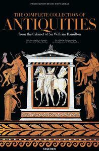 Foto Cover di Antiques d'Hancarville. Ediz. inglese, francese e tedesca, Libro di  edito da Taschen