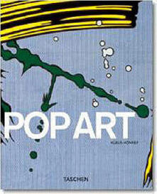 Pop Art - Klaus Honnef - cover