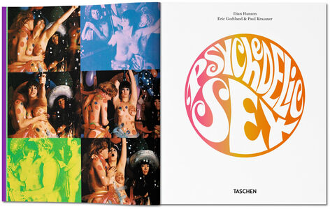 Foto Cover di Psychedelic sex. Ediz. inglese, francese e tedesca, Libro di AA.VV edito da Taschen 6
