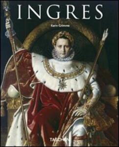 Ingres. Ediz. illustrata - copertina