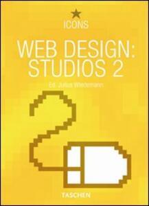 Web design: studios 2. Ediz. italiana, spagnola e portoghese - copertina
