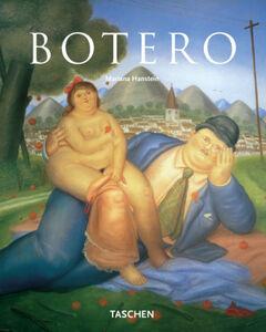 Foto Cover di Botero, Libro di Mariana Hanstein, edito da Taschen